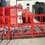 50/60 hz tair llwyfan croes / croes sengl hyd 7.5 metr