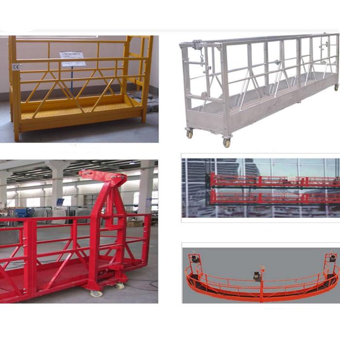 Ffasâd OEM-Gwneuthurwr-Ataliedig-Platform-Gondola-Hanging (1)