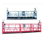 Offer Mynediad Sbwriel ZLP500 / Gondola / Cradle / Scaffolding For Construction
