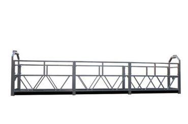 2 x 1.8 kw platfform gwaelod croesffordd sengl cradle zlp800 wedi'i atal